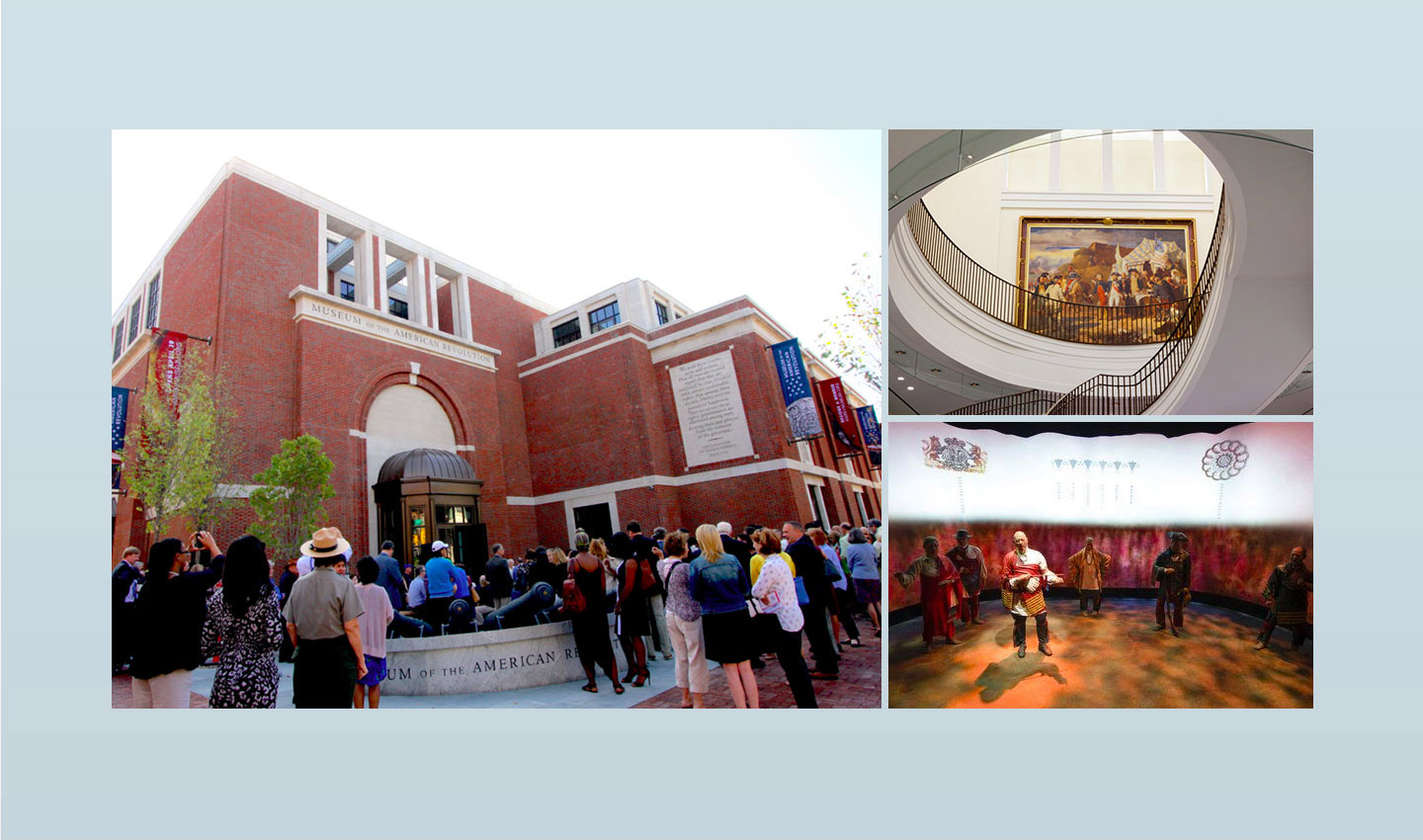 Museum of the American Revolution - \
