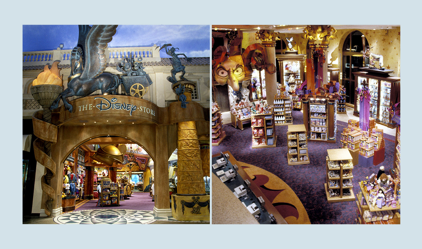 The Disney Store at Caesar's Forum
